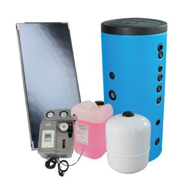 Pachet solar - preparare apa calda menajera pentru 1-2 persoane Protherm