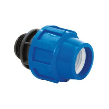 Racord cu filet exterior KPE 32 x 3/4""