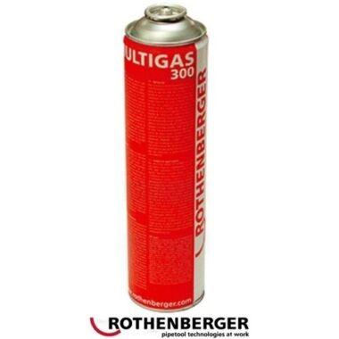 Butelie gaz 1900c Multigas 300 ROTH 35510