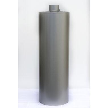 Boiler baie tabla vopsita 3mm 95l pentru focar MM