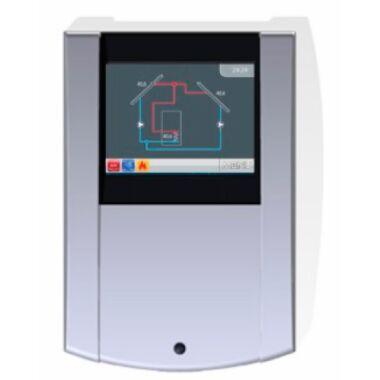 Controler solar cu ecran tactil TECH EU-460