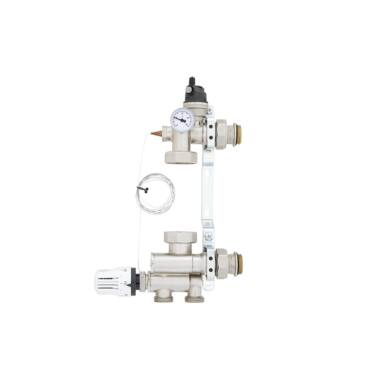 Unitate reglare temperatura TM3 fara pompa de circulatie FIV