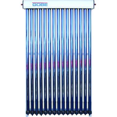 Colector solar 30 tuburi vidate pt acoperis inclinat GOBE
