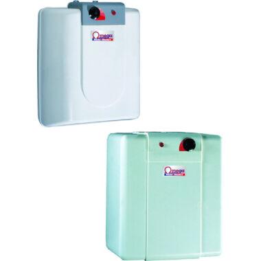 Boiler electric sub lavoar Omega, SE0015R2T, 15 l, cu posibilitatea reglarii temperaturii din exterior