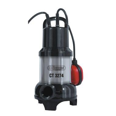 Pompa submersibila pentru apa curata, Ct4274, Elpumps , 15000 l/h, 800W