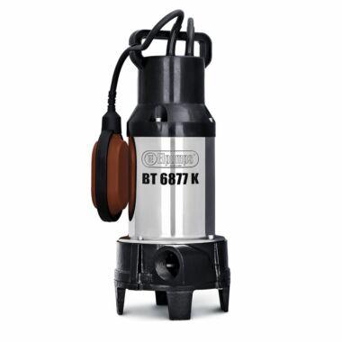 Pompa submersibila pentru apa murdara, cu tocator, Elpumps, Bt6877k, 28000 l/h, 1600 W