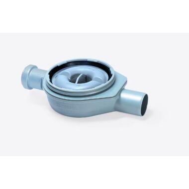 Corp sifon Ultraflat cu 1 racord-iesire lateral 45701 KESSEL