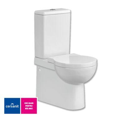 Set wc compa Nano cu rezervor 2/4 capac dur K19-012 CERSANIT