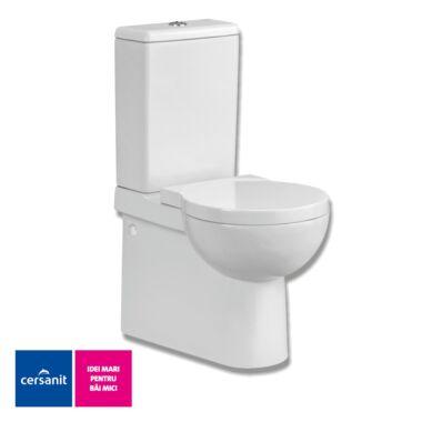 Set wc compact 213 Nano 011/021capac lent K19-013 CERSANIT