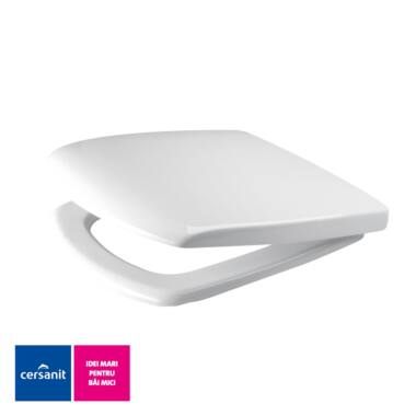 Capac WC Carina duroplast cadere lenta K98-0069 CERSANIT