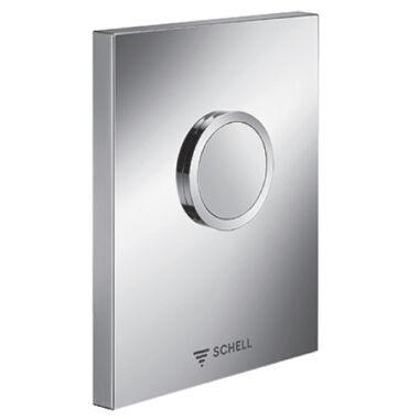 Placa comanda pisoar alb Edition Compact2 SCHELL 028001599