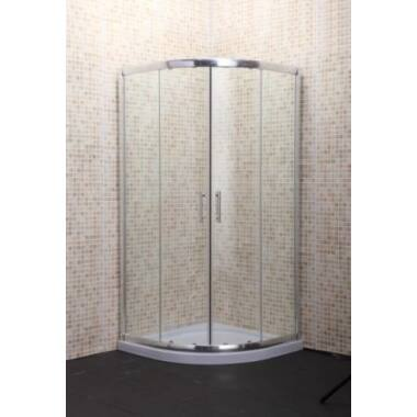 Cabina dus 90x90 cm Gobe semirot st 4mm RDS06