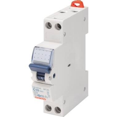 Disjunctor 1P+N C20 4.5kA 1M Gewiss GW90028