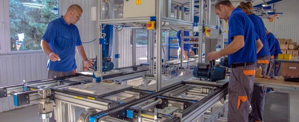 Procesul de fabricatie al pompelor Elpumps