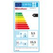 Termosemineul pe peleti pentru incalzire centrala 5.3-19 kW ISIDE IDRO 2.0 EXTRAFLAME