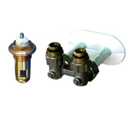 Ucs 2 ventil H coltar 100%+ventil termostatic