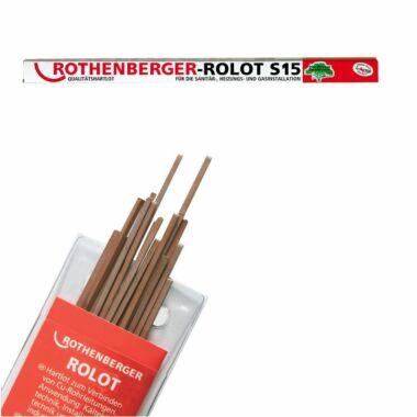 Aliaj lipire tare si brazare Rolot 2x2mm ROTH 40094