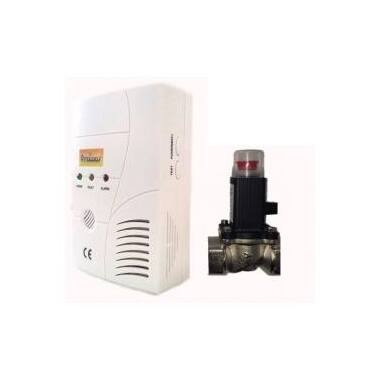 Detector gaz Gsx-M cu electrovalva 1''