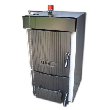 Cazan pe lemn din fonta Dunatech Plus, 20 kW, 4 elementi
