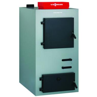 Cazan pe lemn cu gazificare Viessmann Vitoligno 100S 25 kW
