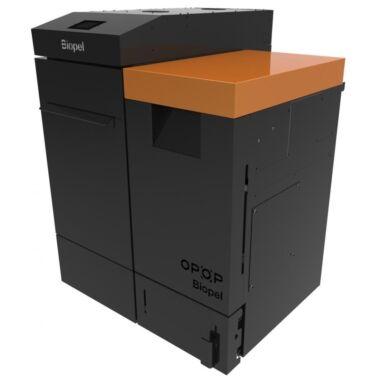 Cazan pe peleti Biopel Premium Plus Kompakt 30kW 150/V9 OPOP
