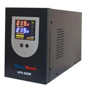 Sursa neintreruptibila, CD 300W, BlauTech, pseudosinus, alarma wireless