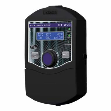Controler pompa incalz si pompa incarc boiler TECH EU-27i