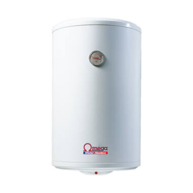 Boiler electric Omega, SE0080C2V, 80 l, rezervor emailat