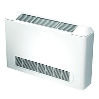 Ventiloconvector de pardoseala carcasat,  BLAUTECH, sistem 2 tevi, MKF2-250
