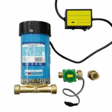 Pompa ridicare presiune pentru panou solare nepresurizate 15m CL15GR-15