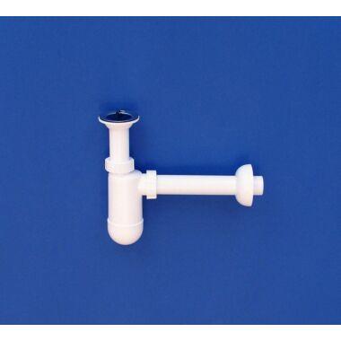 Sifon lavoar tip butelie 1.1/4'' cu ventil 31.001.00 SANIT