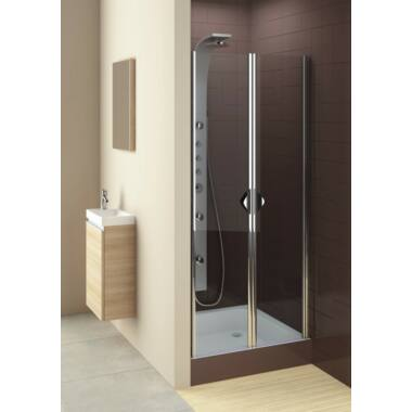 Usa cabina dus 90x185 cm tip salon Glass5 103-06357 AQUAFORM