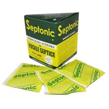 Praf cu actiune biologica SEPTONIC 4 plic