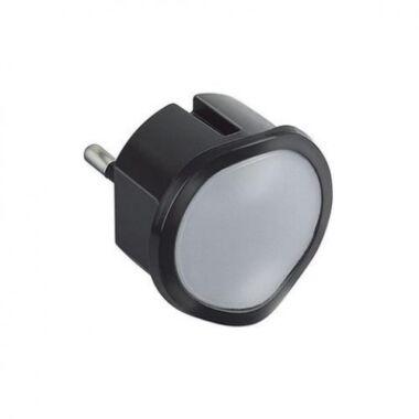 Lampa de veghe cu senzor de lumina si cu variator,Legrand, 050677, negru
