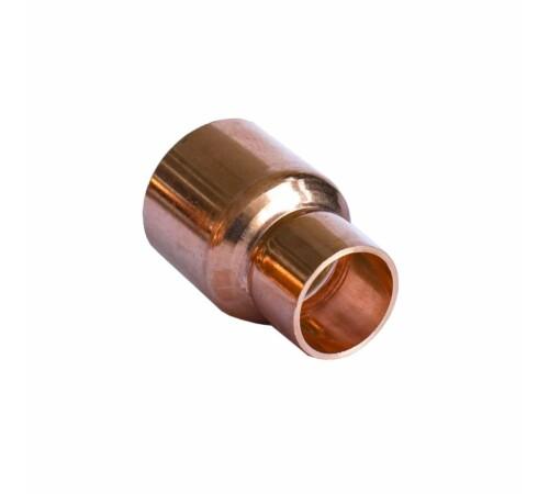 Mufa redusa 22-15 mm din cupru pentru imbinare prin sudura, cu filet interior-exterior, HeizTech