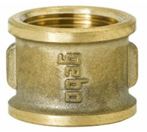 """Mufa alama 1"""" GEBO GOLD"""