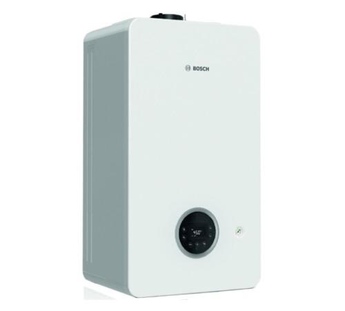 Centrala termica murala condensatie pentru incalzire si preparare acm, instant, Bosch Condens, GC2300W, 2300 W, 24 kW, cu tubulatura