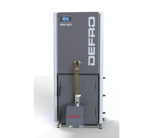 Cazan pe peleti DEFRO, Bio Slim, 4,5-15 kW