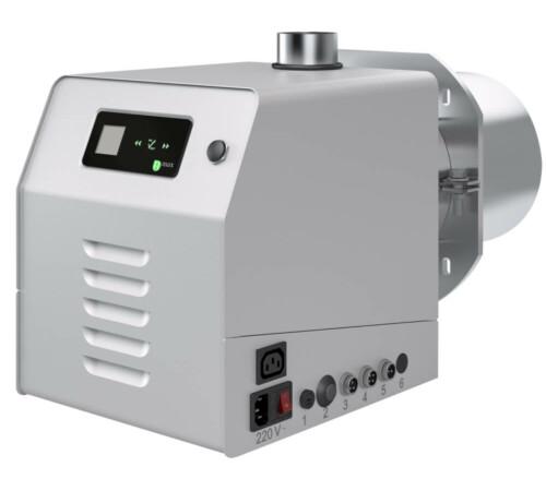 Arzator automat de peleti 70 kW, cu snec,  B-70, B-MAX