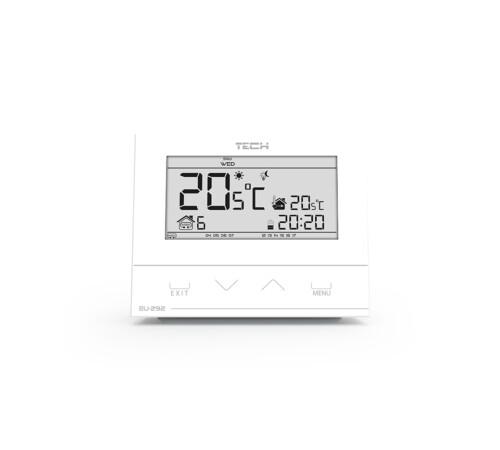 Termostat de camera cu radiofrecventa TECH EU-292 v2