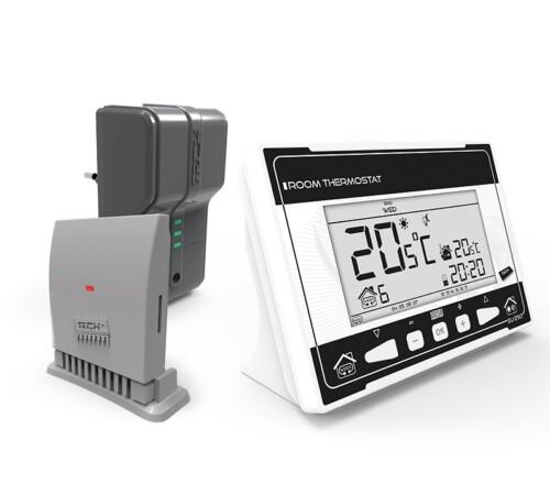 Termostat camera cu fir TECH EU-290V1
