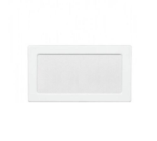 Suport grila aerisire din aluminiu, alb 17 x 30 cm