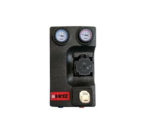 Grup pompare Pumpfix CONSTANT, DN25 HERZ, cu pompa GRUNDFOS 71, UPM3 Hybrid 25-70 180