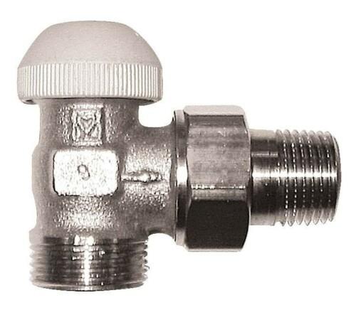 "Robinet tur termostatic coltar 1/2"", filet exterior, HERZ 1772437"