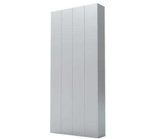 Calorifer vertical 20 / 2000 x 500, din otel, EURAD-PLUS