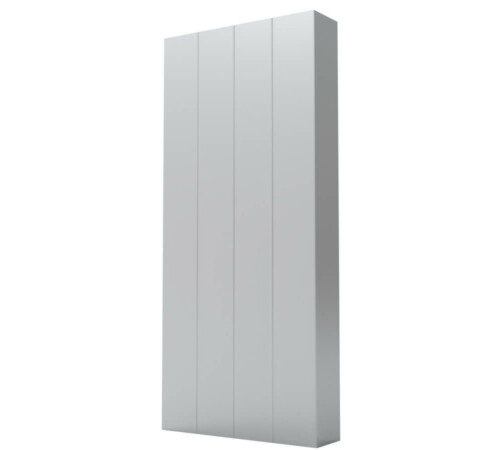 Calorifer vertical 20 / 1800 x 500, din otel, EURAD-PLUS