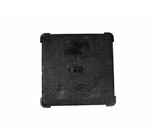 Capac fonta patrat B125 525 x 525 mm FCB50
